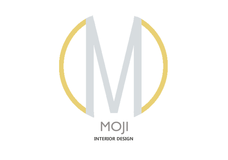 Moji Interior Design Logo