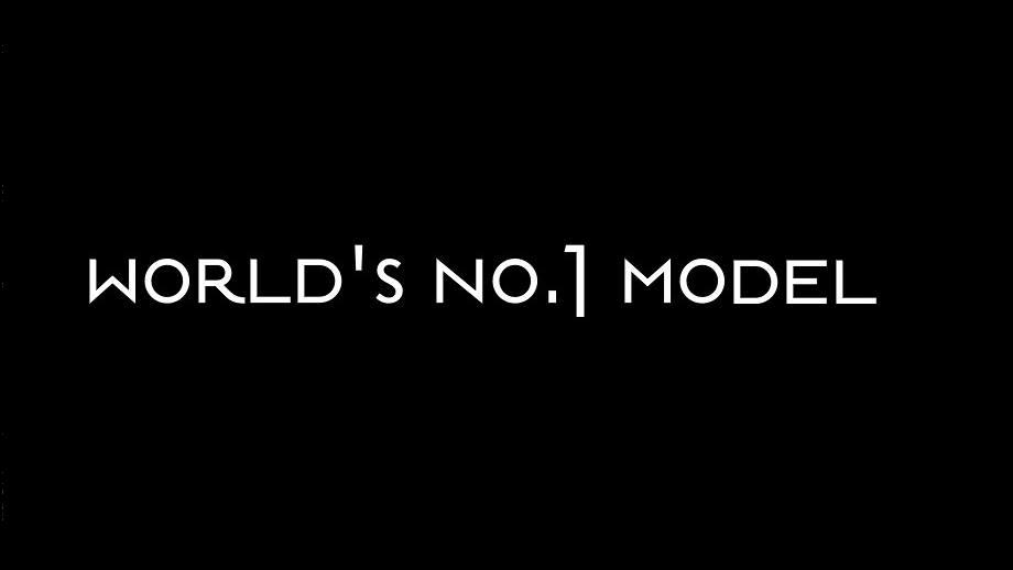 world's no.1 model magazine