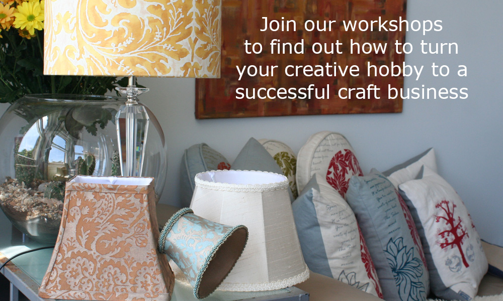 Turn your creative hobby to a successful business with Moji Designs