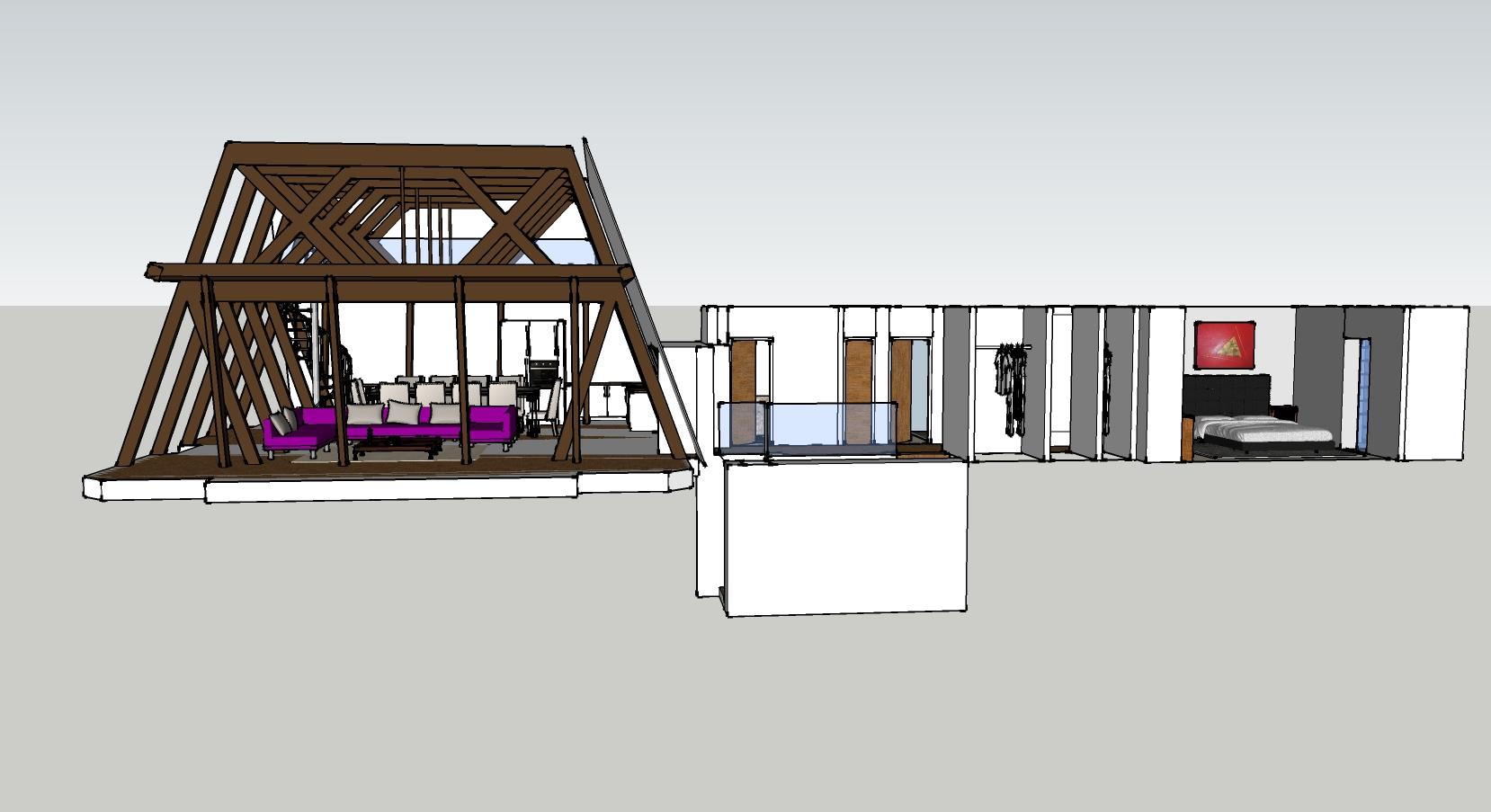 Front View Floor Plan Moji Interiors