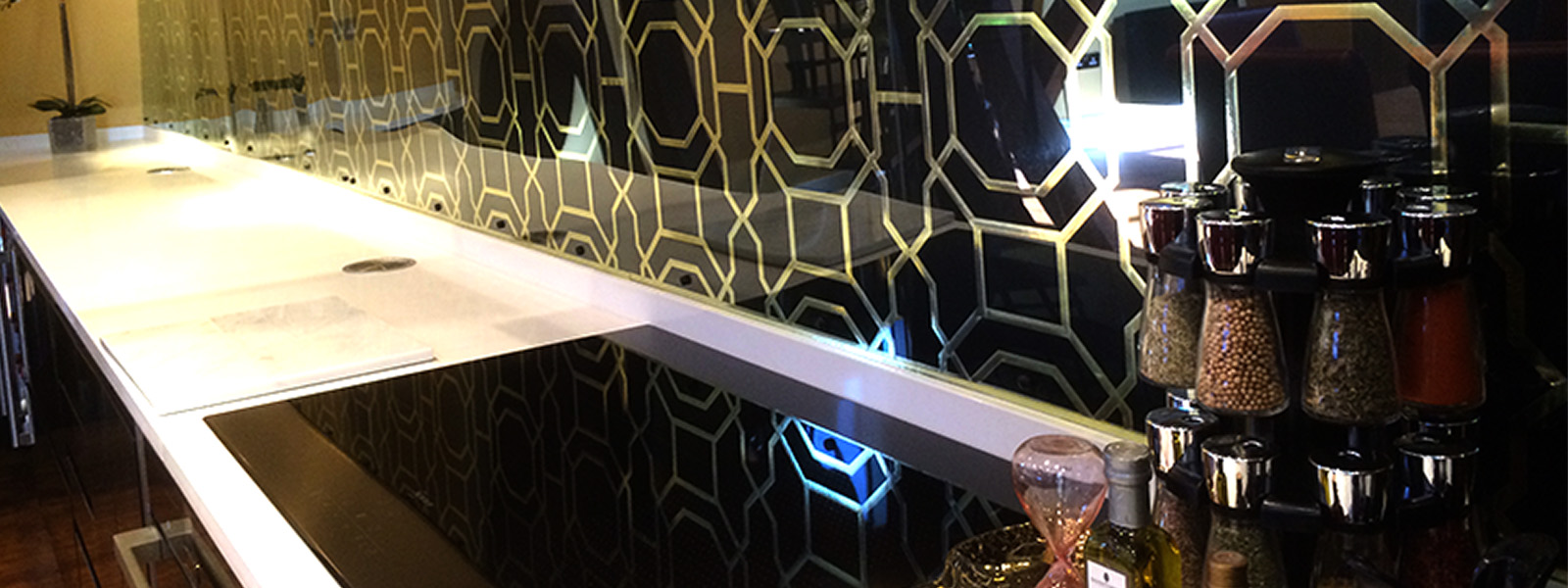 Kitchen, Interior design styling services by Moji Interiors in Hove